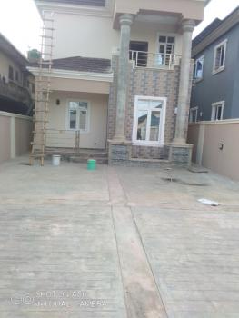 Luxury New 4 Bedroom with 2 Sitting Room and Bq in a Gated Street, New Oko-oba, Agege, Lagos, Detached Duplex for Sale