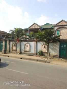 5 Bedroom Commercial  Duplex with Block of 4 Flat in Nice Area, New Oko-oba, Agege, Lagos, Office Space for Sale