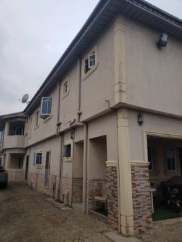5 Bedroom Duplex with Storey Building 2 Unit 2 Bedroom Flats, Off Abaraje Road, Ijegun, Ikotun, Lagos, Semi-detached Duplex for Sale