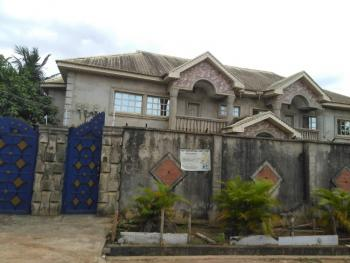 Newly Built 4 Bedroom Duplex with 2 Units of 3 Bedroom Flat, Graceland Estate, Egbeda, Alimosho, Lagos, Detached Duplex for Sale