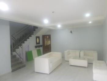 Luxury 3 Bedrooms Terrace with a Bq, By Games Village Estate, Kaura, Abuja, Terraced Duplex for Rent