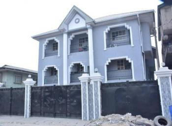 a Block of 6 Units of 3 Bedroom Flat with 2 Unit Self-contained on 550sqm, Lawanson, Surulere, Lagos, Block of Flats for Sale