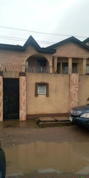 Executive 4 Bedroom Duplex with Flats, Off Nnpc Bus Stop Isolo Ejigbo Road, Ejigbo, Lagos, Semi-detached Duplex for Sale