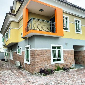 Strategically Located 5 Bedrooms Semi Detached Duplex, Lekki Phase 1, Lekki, Lagos, Semi-detached Duplex for Rent