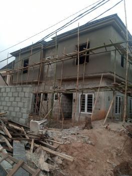 Newly Built Spacious 4 Bedrooms Duplex, River Valley Estate, Ojodu, Lagos, Semi-detached Duplex for Sale