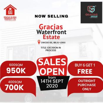 600 Sqm Land, Owode-ise Ibeju Lekki, Ibeju Lekki, Lagos, Residential Land for Sale