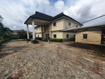 4 Bedroom Duplex with a 14 Bedroom Guest House on a 280 By 105 Ft Plot, Gra, Benin City, Benin, Oredo, Edo, House for Sale