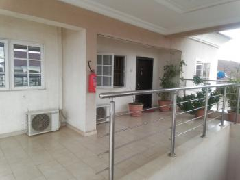 Clean Two Bedrooms Flat with a/c and Generator, Wuye, Abuja, Mini Flat for Rent
