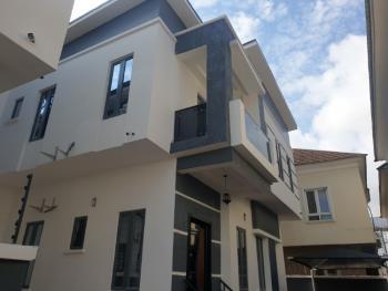 Luxury Back Unit 5 Fully Detached Duplex with Bq., Chevron., Lekki Expressway, Lekki, Lagos, Detached Duplex for Sale
