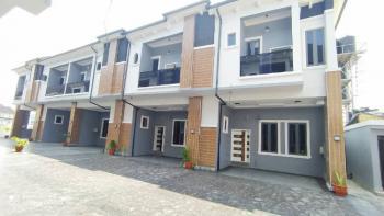 Brand New 4 Bedrooms Terraced Duplex, Chevron Alternative, Lekki Expressway, Lekki, Lagos, Terraced Duplex for Rent