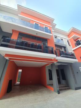 Brand New 4 Bedroom Terraced Duplex with Bq and Swimming Pool, Oniru Estate, Oniru, Victoria Island (vi), Lagos, Terraced Duplex for Sale