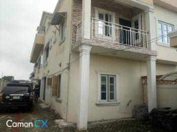 World Class 3 Bedrooms Apartment, Upstairs, Ado, Ajah, Lagos, Flat for Rent