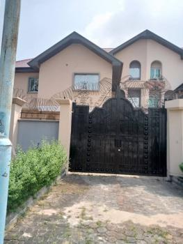 Newly Renovated Vacant 4 Bedroom Duplex on 3 Floors with 2 Bedroom Bq, Chris Ali Street, 2nd Avenue Abacha Estate, Ikoyi, Lagos, Semi-detached Duplex for Sale
