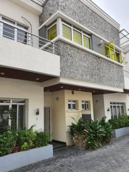 4 Bedrooms Terrace, Lekki Phase 1, Lekki, Lagos, Terraced Duplex for Rent