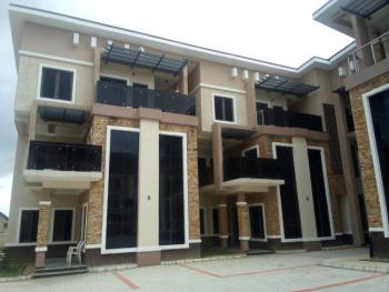 Brand New Fully Serviced 4 Bedrooms, 2 Living Rooms with Bq, Jahi, Abuja, Terraced Duplex for Rent
