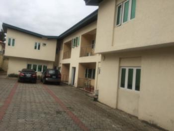Tastefully Finished, Spacious 3 Bedrooms Serviced Diplomatic Flat with Bq, Wuse 2, Abuja, Flat for Rent