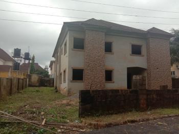 90% Completed Detached Duplex, Congress Court, Sunnyvale Estate, Dakwo, Abuja, House for Sale