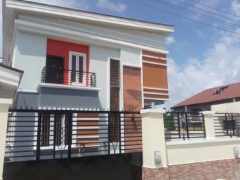 Very Lovely 5 Bedroom Fully Detached Duplex, Opposite Max Cinemas Beside Blenco Supermarket, Sangotedo, Ajah, Lagos, Detached Duplex for Sale
