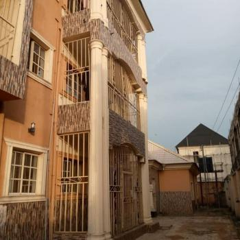 a 2 Storey Building Having  3 Flats of 3 Bedrooms Each and a Bungalow, 📍mpama Egbu Owerri North Lga Imo State, Ulakwo, Owerri North, Imo, Block of Flats for Sale