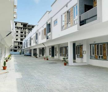Exotic and Serene Estate Terrace Duplex, Chevron Drive Adjacent Orchid Road, Lekki Phase 2, Lekki, Lagos, Terraced Duplex for Sale