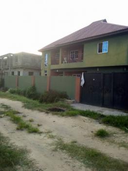 5 Flats for Distress, Sadiku Street By Kajola Bus Stop, Ibeju Lekki, Lagos, Detached Duplex for Sale