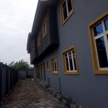 Clean 3 Bedroom Flat Is Available, Container Estate, Behind Corona Sch., Awoyaya, Ibeju Lekki, Lagos, Flat for Rent