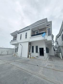 High Class 4 Bedroom Semi Detached Duplex with Bq, Second Toll Gate, Lekki Expressway, Lekki, Lagos, Semi-detached Duplex for Sale