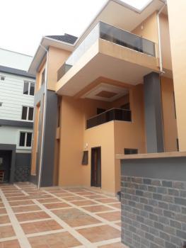 a Newly Built 5 Bedroom Mansion Detached House with Bq, Freedom Way, Lekki Phase 1, Lekki, Lagos, Detached Duplex for Sale