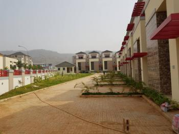 13 Units of 4 Bedroom Town House with 1 Room Attached Bq Each, Katampe Extension, Katampe, Abuja, Terraced Duplex for Sale