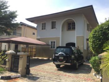 Magnificent 5 Bedrooms Duplex with 2 Rooms Bq and 7.5 Kva Gen and Solar, Carlton Gate Estate, Chevron Drive, Lekki, Lagos, Detached Duplex for Rent