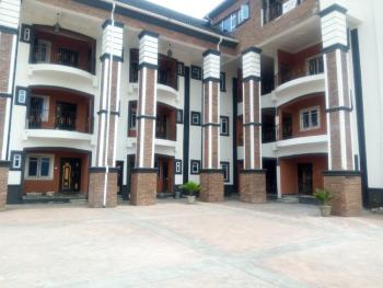 Newly Built Luxury 2 Bedroom Flat with Federal Light, Pearl Garden, Shell Cooperative, Eliozu, Port Harcourt, Rivers, Flat for Rent