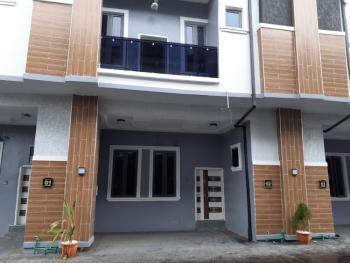 Tastefully 4 Bedroom Duplex.available, Chevron Drive, Lekki, Lagos, Terraced Duplex for Rent