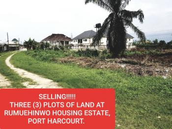 a Parcel of Land, Rumuehinwo Housing Estate, By Timaya Avenue, Port Harcourt, Rivers, Mixed-use Land for Sale