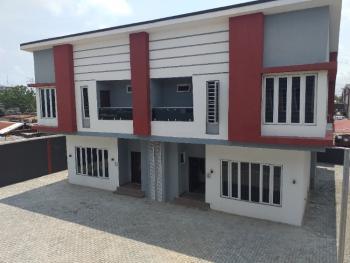 American Standard 4 Bedrooms Duplex, 24 Hours Light, Playground., Before Vgc, Ikota, Lekki, Lagos, Semi-detached Duplex for Rent