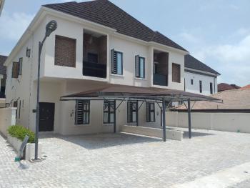 Luxury 4 Bedrooms Duplex, 24 Hours Light, Swimming Pool, Ikota, Lekki, Lagos, Semi-detached Duplex for Rent