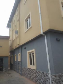 New 3 Bedrooms Flat, Eyituoyo Omatshola, Close Off Baale Shekoni Street, Isolo, Lagos, Flat for Rent
