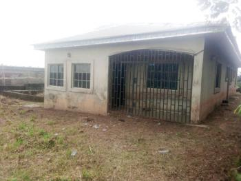 Newly Completed 3 Bedrooms Flat on a Full Plot, Aroro Makinde Area, Ojoo, Ibadan, Oyo, Detached Bungalow for Sale