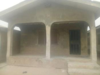 a Building Sitting of a Land Measuring 486sqm, Akute, Ifo, Ogun, Detached Bungalow for Sale