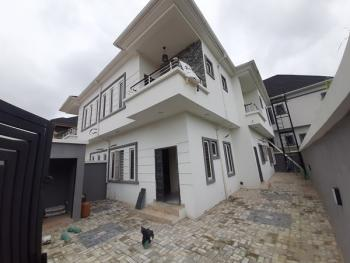 Luxury 4 Bedroom House with Bq, Lekki Palm City, Ajah, Lagos, Semi-detached Duplex for Sale