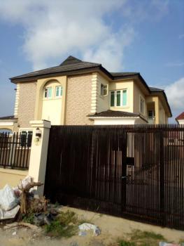 Luxurious 5 Bedrooms Duplex, Diamond Estate By Shoprite, Sangotedo, Ajah, Lagos, Semi-detached Duplex for Sale