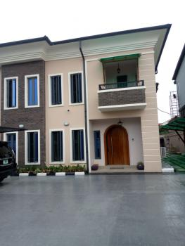 Smart And Desirable 6 Bedrooms Semi Detached Family Home On 558sqm, 6 Bedroom Semi-detached Duplex For Sale, Lekki, Lagos