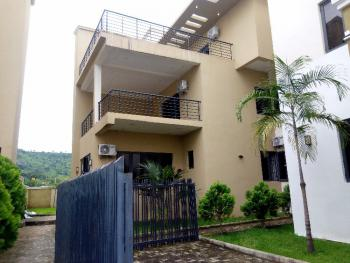 Luxury 6 Bedrooms Duplex with a Room Bq, Off Aminu Sale Street, Katampe Extension, Katampe, Abuja, Detached Duplex for Rent