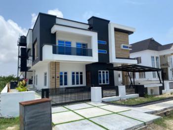 Luxury 5 Bedroom Detached Duplex with 1bq, in an Estate By Lekki 2nd Tollgate Orchid Road, Lekki Phase 2, Lekki, Lagos, Detached Duplex for Sale