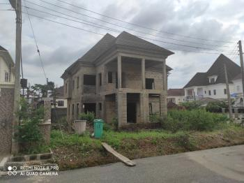 a 4 Bedroom Duplex Carcass, Fynestone Estate, Gwarinpa, Abuja, Detached Duplex for Sale