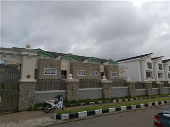 Luxury 4 Bedroom Terrace Duplex in a Serene Environment and Secured, Katampe Extension, Katampe, Abuja, Terraced Duplex for Rent