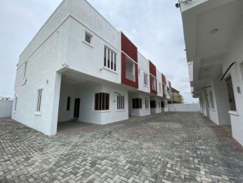 3 Bedrooms Terraced Duplex, Off Orchid Road, Lafiaji, Lekki, Lagos, Terraced Duplex for Sale