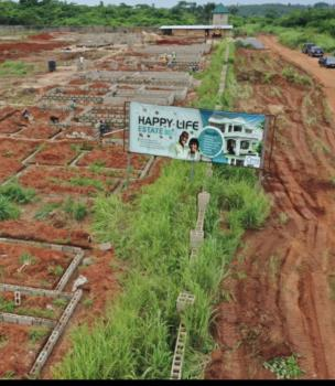 Most Affordable Land, Happy Life Estate,mowe,beside Rccg Youth Church, Mowe Town, Ogun, Land for Sale