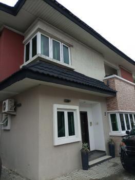 4 Bedroom Semi-detached Duplex + Bq, Serviced Mini Estate, Igbo Efon, Lekki, Lagos, Semi-detached Duplex for Sale
