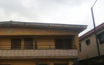 Standard 3 Bedroom Flat, Off Otunla Street Okeira, Ogba, Ikeja, Lagos, Flat for Rent