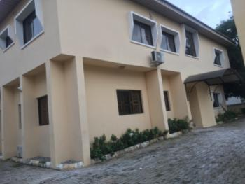 Luxury 5 Bedroom Fully Detached Serviced Duplex + 3rms Bq, Maitama District, Abuja, House for Rent